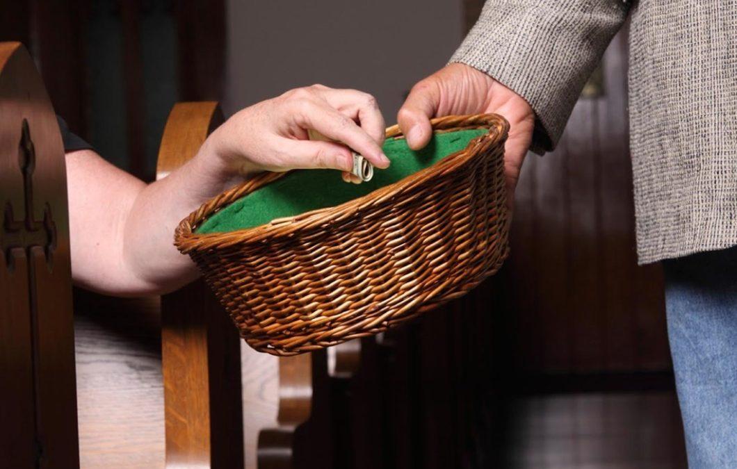 La vie économique de l'Eglise pendant le confinement