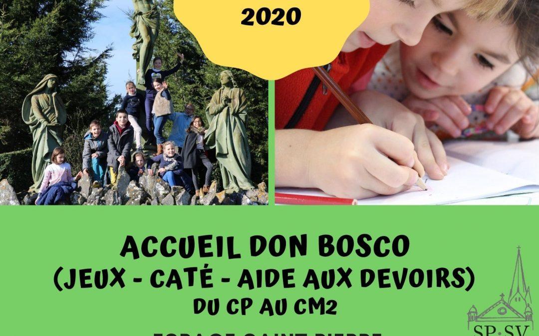 Accueil Don Bosco (6-11 ans)